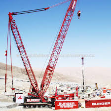 China Crawler Crane 75 Ton For Sany Scc750e With Load