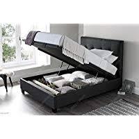 Amazing Inspiration Beds Kaydian Walkworth 6FT (180cm X 200cm) Super King Size  Slate Grey Fabric