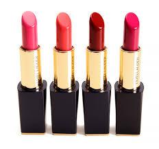 Estee Lauder Lipstick Shade Chart Best Worst Of Estee Lauder Pure Color Envy Lipsticks