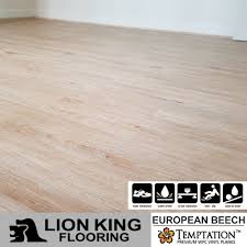 details about easy lay european beech wpc vinyl flooring planks diy floor no glue laminate