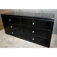 vegas white glass mirrored bedside tables. VEGAS Black Glass Mirrored Bedside Tables Dresser \u0026 Tallboy Package Vegas White B