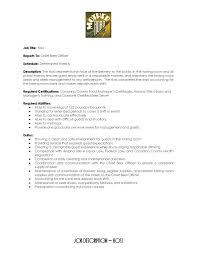 Event Hostess Job Description Job And Resume Template