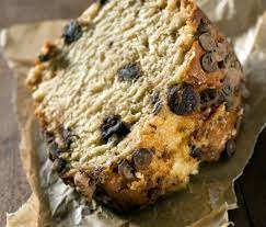 For the topping, mix powdered sugar and sour cream in bowl, thin to desired consistency with milk, one teaspoon at a time; Chocolate Chip Sour Cream Coffee Cake Recipe James Beard Foundation