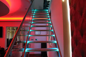 under stairs lighting. We\u0027ve Talked About Lighting Up Your Stairs Using LED Strip Lights. But The Same Approach Works For All Sorts Of Other Projects: Under-cabinet Lights, Under S
