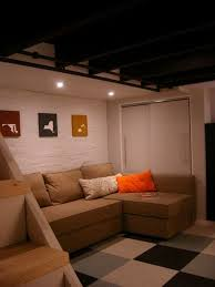 unfinished basement bedroom ideas. Basement Bedroom Unfinished Ceiling Extraordinary Ideas Inspirations Our