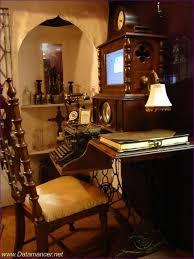 steampunk office decor. Steampunk Home Decor Interior Portray 28 Crazy Office Designs Digsdigs