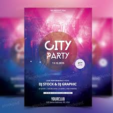 city party psd template flyer com get city party flyer template psd