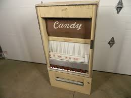 Vintage Candy Vending Machine Gorgeous Vintage Candy Vending Machine Phone Booth New Merchandise