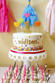 Ideas For First Birthday Cake Girl Deanna Pappas Daughter S Party