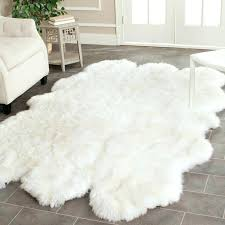 carpet grey and white rug fluffy fuzzy brown area rugs plush