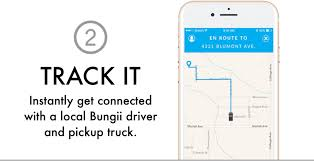 Bungii App | Local On-Demand Furniture Delivery & Pickup Truck ...