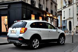 Chevrolet Captiva > Essai Chevrolet Captiva Diesel
