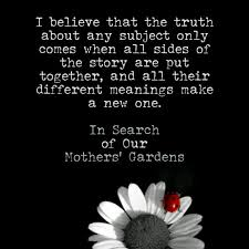 in search of our mothers gardens alice walker