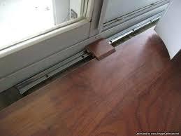 best laminate flooring door threshold transition at sliding glass door for laminate flooring installing laminate flooring