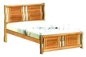 Wood Slats For Queen Beds Queen Bed Wood Wooden King Sized Bed Queen ...
