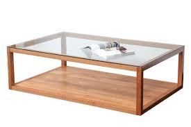 full size of captivating glass top coffee tables rectangle shape clear tempered wood base material natural