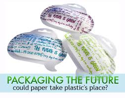 packaging the future instead of plastic paper inhabitat packaging the future instead of plastic paper green design innovation architecture green building
