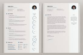 Resume Template With Photo 100 Best Free Resume Templates for 100 Updated 60