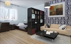 Small One Bedroom Apartment Decorating Small One Bedroom Apartment Ideas