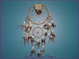 Red Indian Dream Catcher