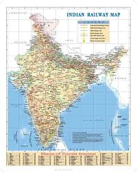 Indian Railway Route Chart Download Train Route Map Of Indian Railways Book Rail