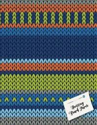 Buy Knitting Graph Paper By Adorable Notebook With Free Delivery