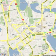 Image result for Helsinki map