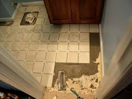 how to tile a bathroom floor with relative ease how to tile a bathroom floor
