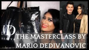 the mastercl by mario dedivanovic goo bag haul