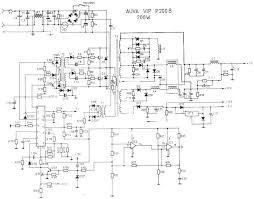 17 best images about schéma circuit diagram the the old pc power supply circuit electronic projects circuits