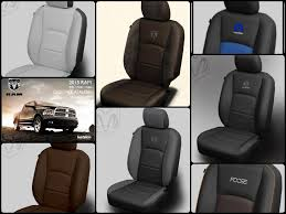 katzkin leather interior seat assortment