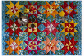 Get Crafty and Learn How to Make Your Own Quilts & Grab Your Leftover Fabrics and Make a Gorgeous Scrap Quilt Adamdwight.com