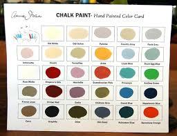 Annie Sloan Chalk Paint Color Chart Annie Sloan Chalk Paint Reviews Image Of Chalk Paint Colors