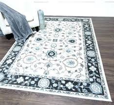 black and white rug target black grey and white area rugs gray area rugs target for
