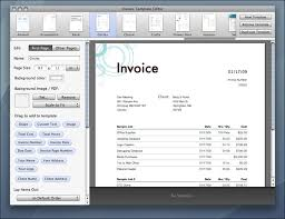 Computer Invoice Software On The Job Professional Time Expense Tracking And