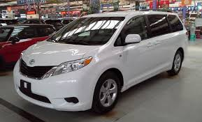 File:Toyota Sienna XL30 China 2014-04-16.jpg - Wikimedia Commons