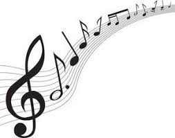 音符イラスト流れる楽譜 無料のフリー素材 アート 音符