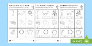 Printable phonics worksheets for kids. Ie Words Find And Write Them Differentiated Worksheet Ks1