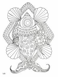 tribal coloring pages. Contemporary Tribal Fish With Tribal Pattern Coloring Page Inside Coloring Pages A