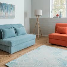 mini 120cm 2 seater sofa bed
