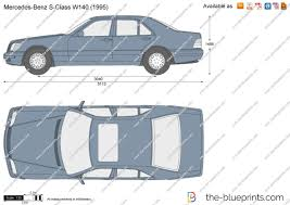 Find out what they're like to drive, and what problems they have. Mercedes Benz S Class W140 Vector Drawing
