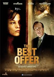 The Best Offer (2014)