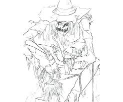 scarecrow printables coloring pages scarecrow coloring pages batman city scarecrow character scarecrow coloring pages kindergarten printable
