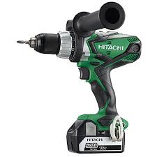 hitachi battery drill. image 1 hitachi battery drill n