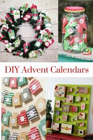 DIY Advent Calendars - 20 different ideas for making your own advent  calendar, plus fun