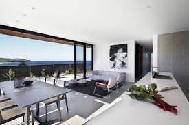 modern beach house furniture. Lamble Modern Beach House With 270 Views Of The Ocean By Smart Design Studio-07 Furniture