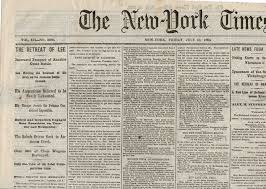1800 Newspaper Template 1800 Newspaper Template Magdalene Project Org