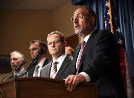 talk of appeals sentencing follows isil trial guilty verdicts u s attorney andrew luger speaking to reporters following friday s verdicts called the trial one
