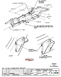 1956 chevy truck frame specs on 1981 chevrolet monte carlo