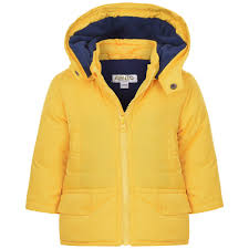 Kenzo Baby Boys Yellow Down Padded Quilted Coat | ++baby+boy ... & Kenzo Baby Boys Yellow Down Padded Quilted Coat Adamdwight.com
